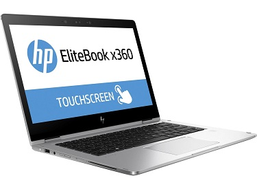 HP EliteBook x360 laptop